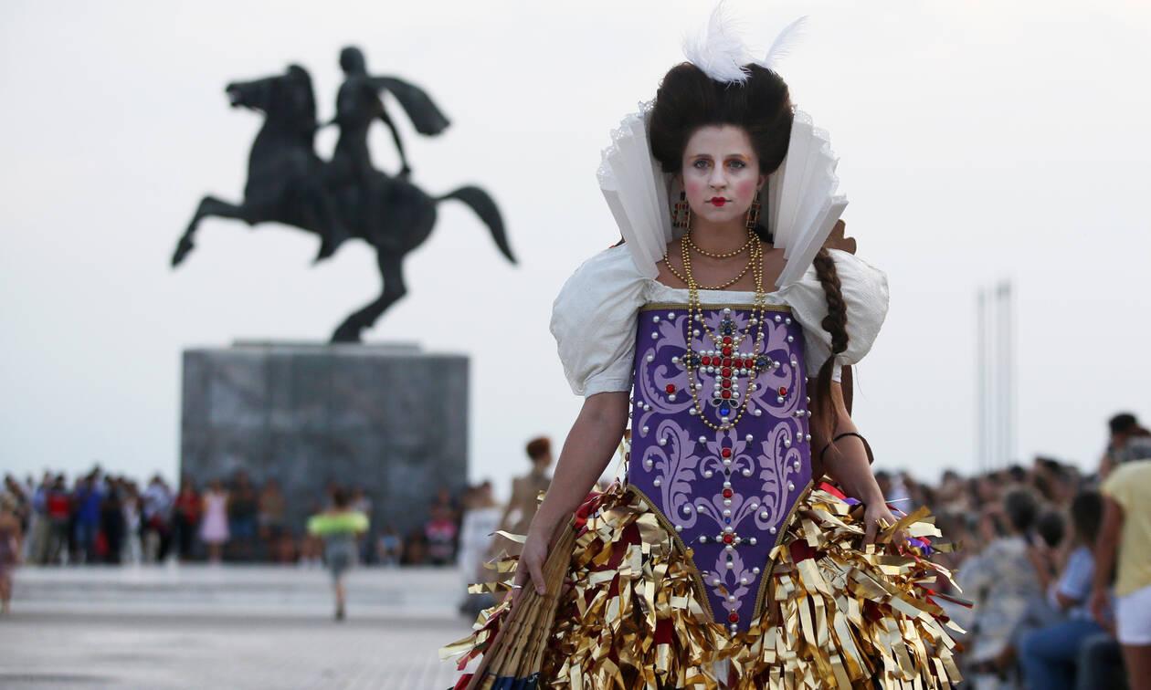 Θεσσαλονίκη: Μια επίδειξη μόδας διαφορετική από τις άλλες (pics)