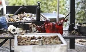 Το φεστιβάλ βάφτηκε με αίμα: Εξερράγη τηγάνι - Νεκρή μια γυναίκα (pics)