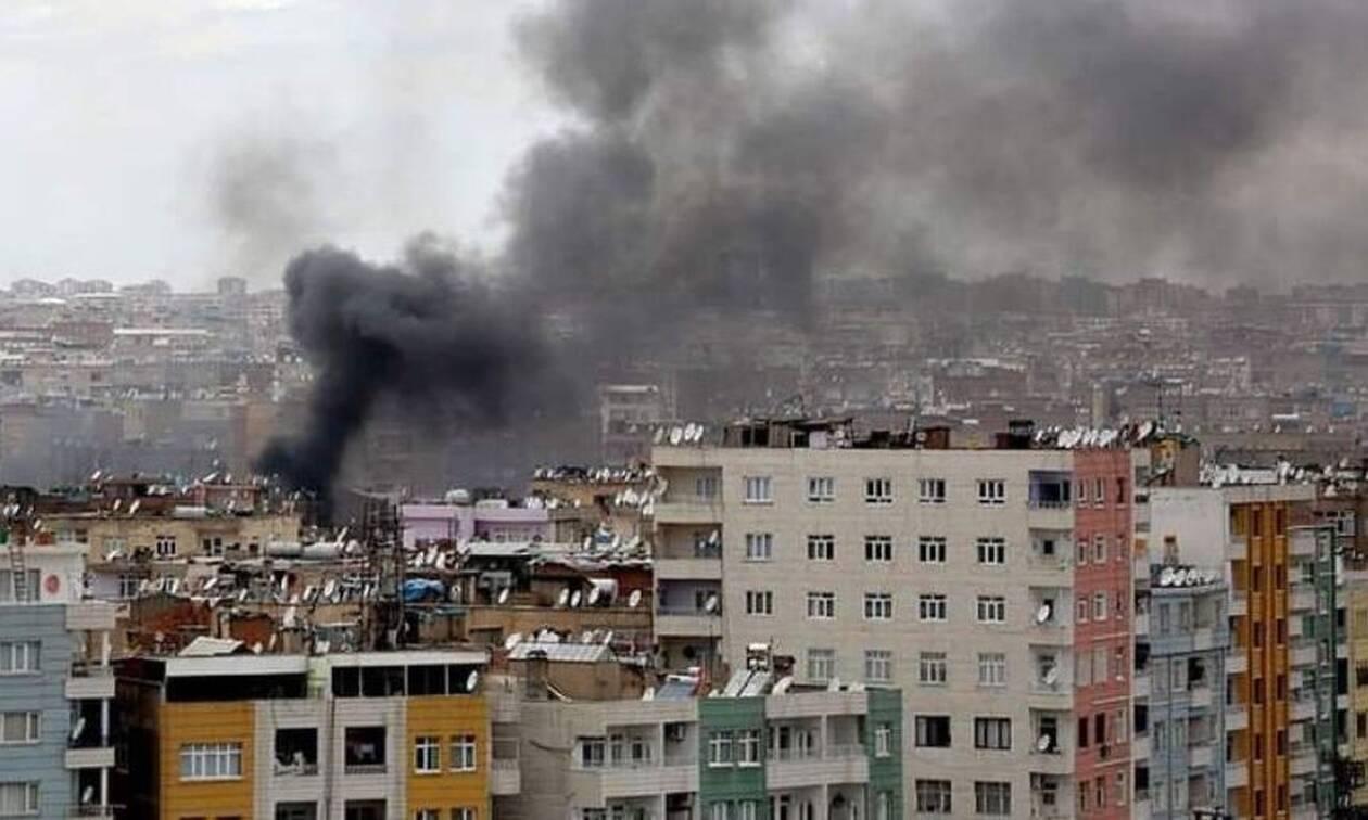 Φονική έκρηξη στην Τουρκία: Νεκροί 7 άμαχοι