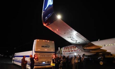 Αναστάτωση στον Καναδά: Το αεροπλάνο του Τριντό συγκρούστηκε με λεωφορείο
