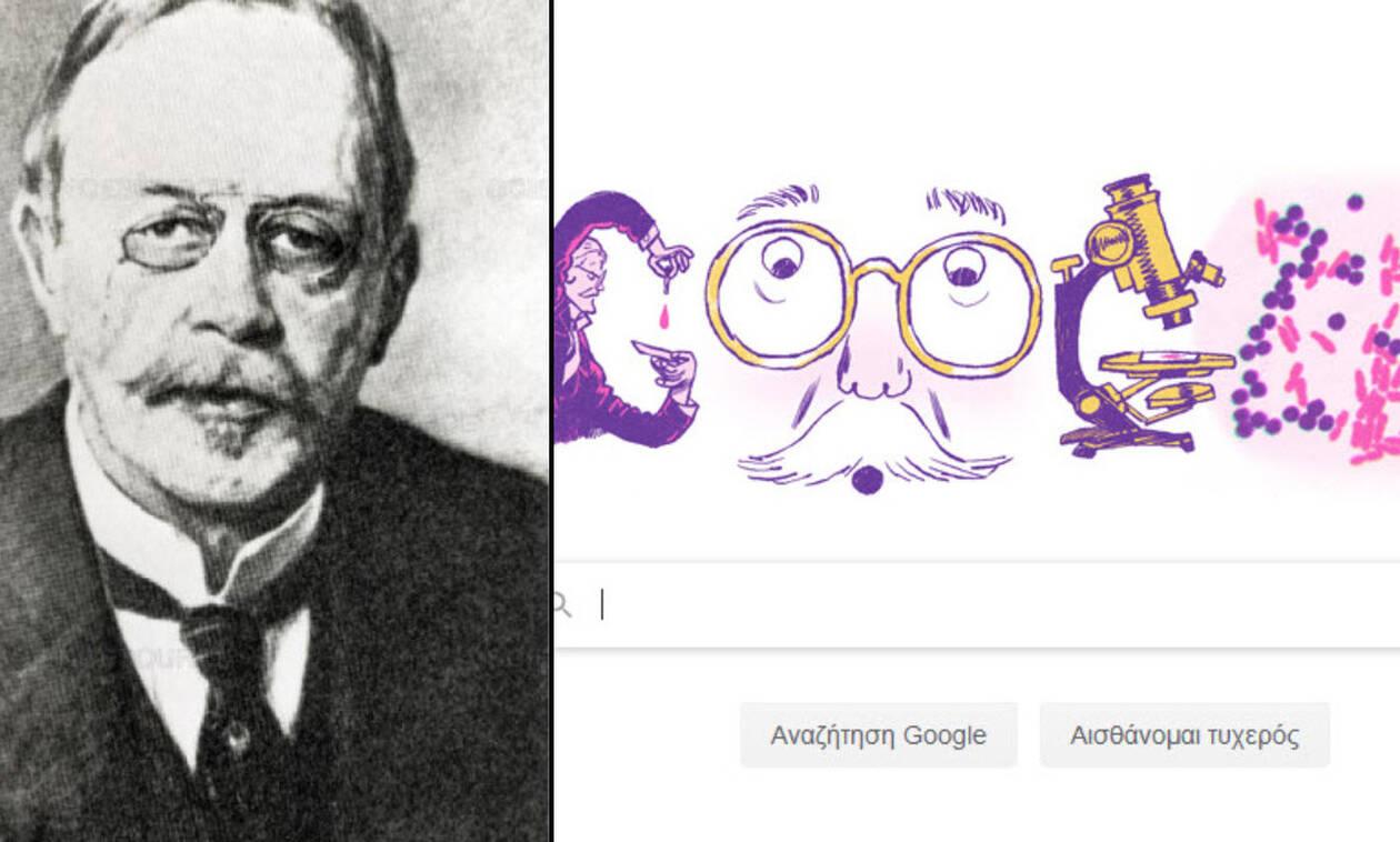 Hans Christian Gram: Ποιος ήταν και γιατί τον τιμά σήμερα η Google