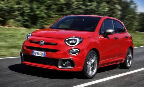 Το καινούργιο Fiat 500X Sport είναι όνομα και πράγμα