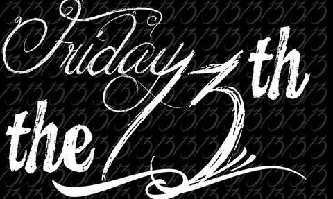 Παρασκευή και 13: Γιατί θεωρείται γρουσούζικη μέρα