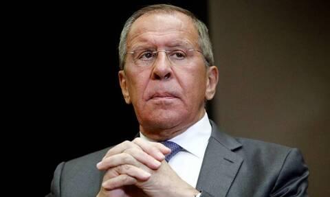 Лавров заявил, что война в Сирии закончилась