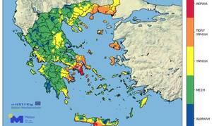 Καιρός: «Κόκκινος» συναγερμός στην Αττική
