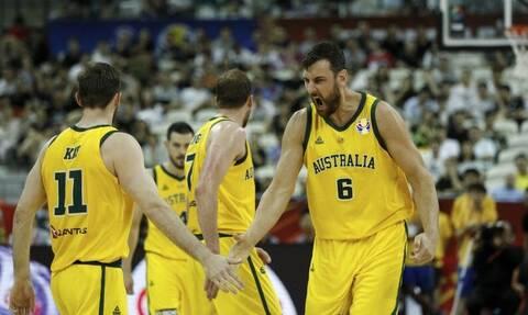LIVE Ισπανία - Αυστραλία: Η μεγάλη μάχη για τον τελικό του Μουντομπάσκετ