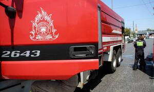 Πυρκαγιά στον Μαραθώνα