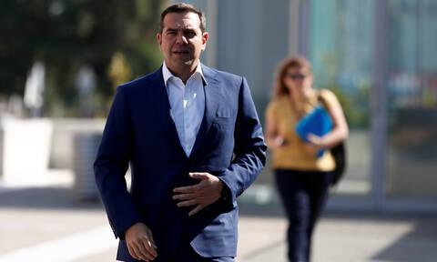 Alexis Tsipras' schedule in Thessaloniki