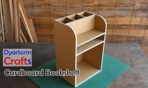 DIY βιβλιοθήκη για το παιδικό δωμάτιο - Δείτε πώς θα τη φτιάξετε (vid)