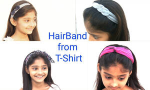 #backtoschool: 4 τρόποι να φτιάξετε μόνες σας υπέροχες κορδέλες για τα μαλλιά (vid)