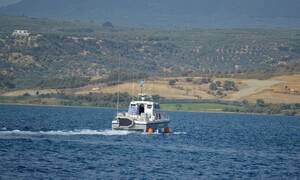 Ακυβέρνητο ιστιοφόρο σκάφος με δύο επιβαίνοντες στην Τήλο