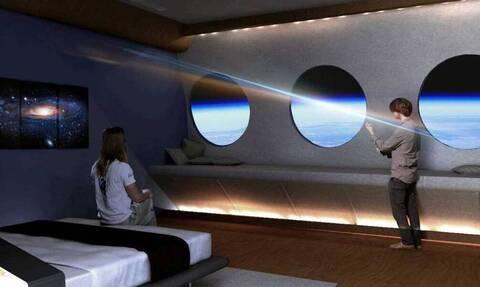 Αυτό είναι το πρώτο ξενοδοχείο στο διάστημα που θα είναι κατοικήσιμο μέχρι το 2025