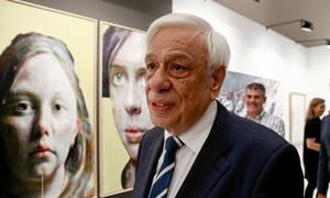 Παυλόπουλος για Γλυπτά Παρθενώνα: Το Βρετανικό Μουσείο συμπεριφέρεται ως κοινός κλεπταποδόχος