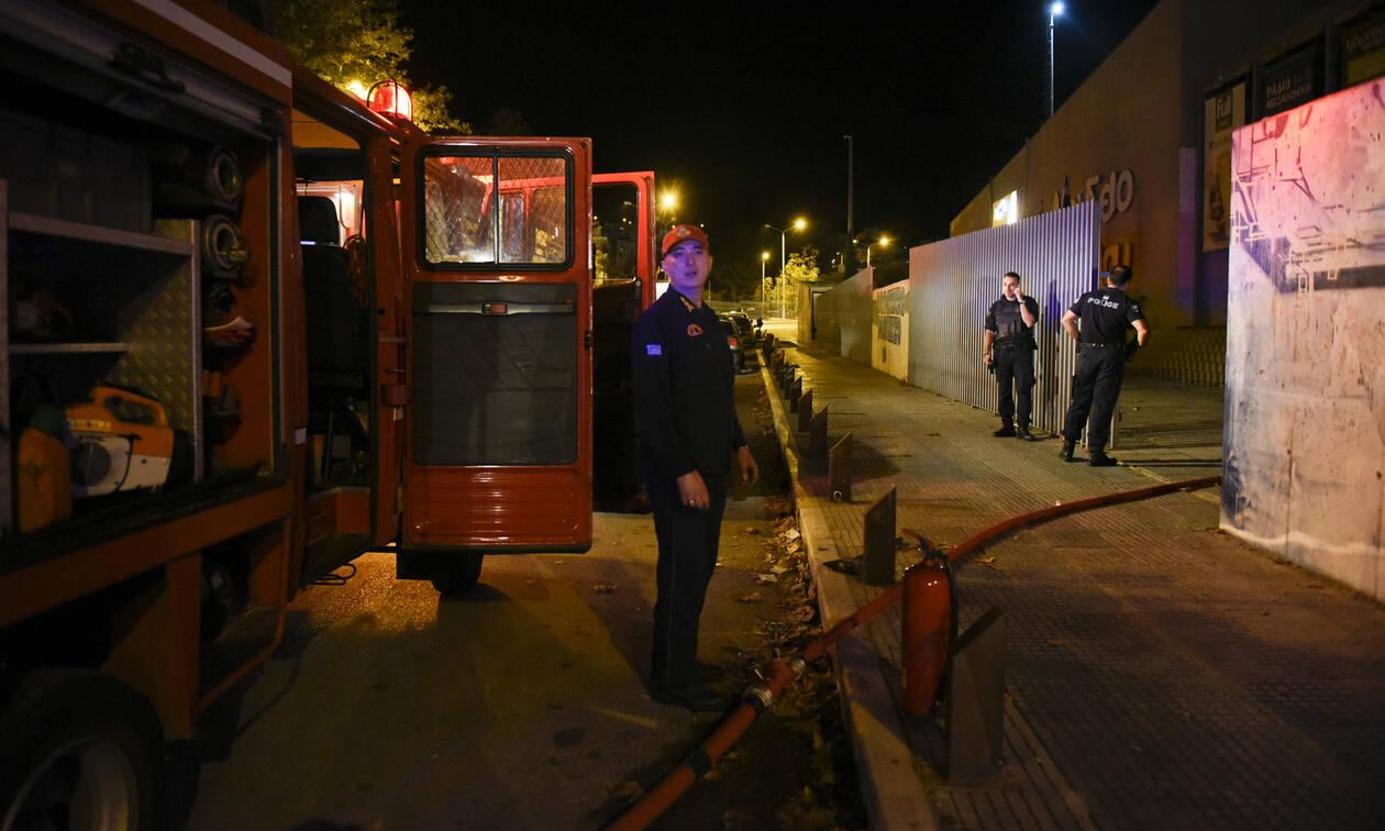 Απίστευτη καταδίωξη στην Κρήτη: Τράκαρε πυροσβέστες για να ξεφύγει