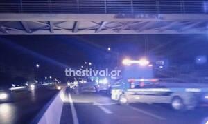 Τραγωδία στη Θεσσαλονίκη: Νεκρός νεαρός άνδρας που παρασύρθηκε από ΙΧ