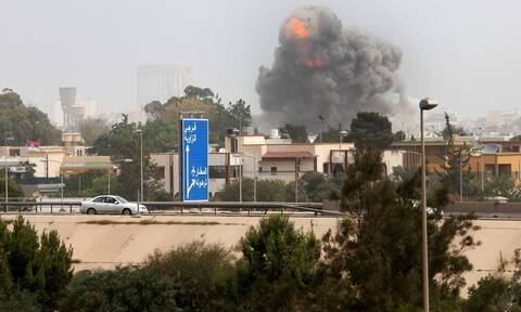 Λιβύη: Τρία στελέχη των δυνάμεων του Χαλίφα Χάφταρ σκοτώθηκαν σε αεροπορικό βομβαρδισμό