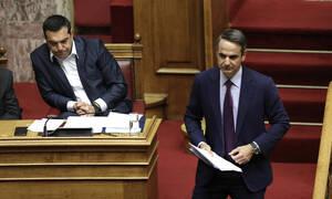 Στην «αρένα» της σύγκρουσης Νέα Δημοκρατία και ΣΥΡΙΖΑ για τη Novartis