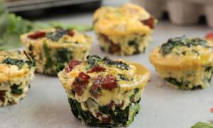 Η συνταγή της ημέρας: Ομελέτα muffins