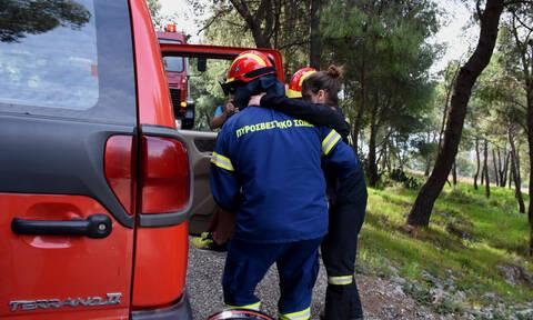 Όλυμπος: Στα χέρια των διασωστών ο ανήλικος ορειβάτης - Μεταφέρεται στο «Παπαγωργίου»