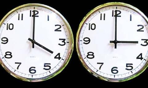 Αλλαγή ώρας: Τότε γυρίζουμε μία ώρα πίσω τα ρολόγια (pics)