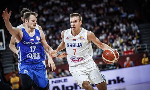 Σερβία-Tσεχία 90-81: Σόου Μπογκντάνοβιτς και 5η θέση (photos)