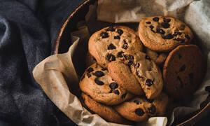 Λαχταριστά cookies χωρίς να χρησιμοποιήσεις φούρνο