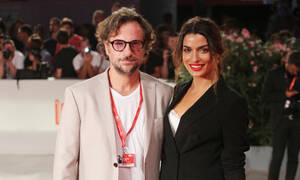 Μαραβέγιας - Σωτηροπούλου: Σαν σταρ του σινεμά στο Φεστιβάλ Κινηματογράφου της Βενετίας (photos)
