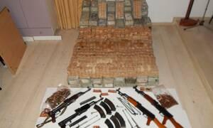 Κρήτη: Τεράστια επιτυχία της ΕΛ. ΑΣ. - «Ξήλωσε» εγκληματική οργάνωση με... πολεμοφόδια!