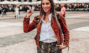 Αθηνά Οικονομάκου: Το ταξίδι στην Ισπανία, ο λόγος πίσω από αυτό κι οι απίθανες φωτογραφίες (+video)