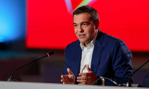 SYRIZA leader Tsipras: Constructive and strong opposition