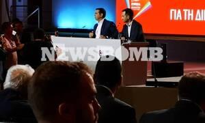 ΔΕΘ 2019 – Τσίπρας στο Newsbomb.gr: Ανησυχώ για την αδράνεια στα εθνικά θέματα