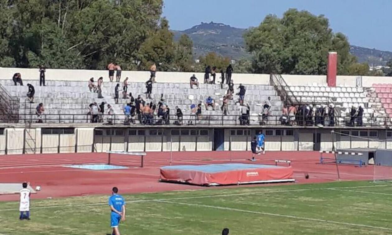 Κυπέλλο Ελλάδας: Επεισόδια στον Πύργο!