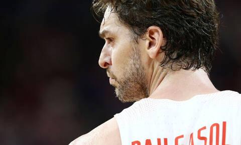 Παγκόσμιο Κύπελλο Μπάσκετ 2019: Το πανηγυρικό VIDEO του Πάου Γκασόλ!