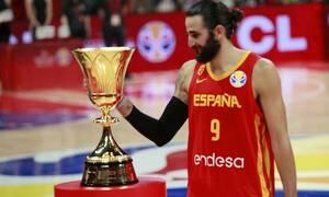 Μουντομπάσκετ 2019: Τα δάκρυα του MVP - Γιατί ξέσπασε σε κλάματα ο Ρίκι Ρούμπιο