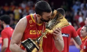 Μουντομπάσκετ 2019: Έγραψε ιστορία ο Μαρκ Γκασόλ - To σπάνιο επίτευγμα του πέτυχε