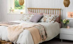 Traditional style: Κλέψε τις ωραιότερες ιδέες για την κρεβατοκάμαρά σου