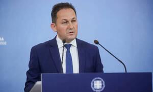 Πέτσας: Ο κ. Τσίπρας ψεύδεται για τα πρωτογενή πλεονάσματα