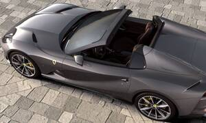 F8 Spider και 812 GTS : Δείτε τα επίσημα video των νέων ανοιχτών Ferrari