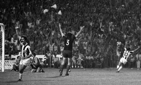 Σαν σήμερα το 1975 ο ΠΑΟΚ λύγισε τη Μπαρτσελόνα στην Τούμπα (photos+video)
