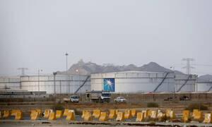 «Φωτιά» στο πετρέλαιο - Έως και 20% εκτοξεύτηκε η τιμή του μετά το χτύπημα στη Σαουδική Αραβία