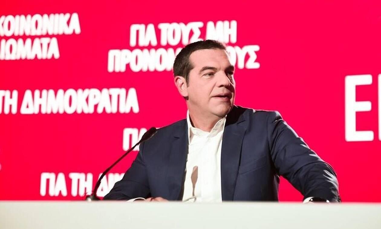 ΔΕΘ 2019: Το «καρφί» Τσίπρα σε Μητσοτάκη για την Κυπριακή ΑΟΖ