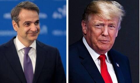 В Нью-Йорке состоятся переговоры Мицотакиса и Трампа