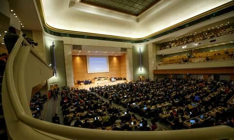 Κοντοζαμάνης και Πρεζεράκος στην 69η Σύνοδο της Περιφερειακής Επιτροπής του ΠΟΥ στην Ευρώπη