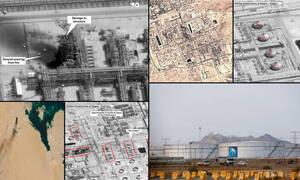 Τύμπανα πολέμου: Φωτογραφίες των ΗΠΑ «δείχνουν» ιρανική εμπλοκή στις επιθέσεις της Σ. Αραβίας