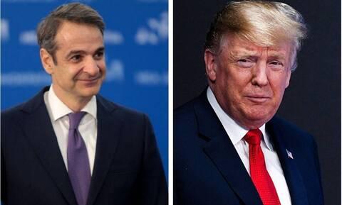 Συνάντηση Μητσοτάκη - Τραμπ: «Κλείδωσε» το ραντεβού των δύο ηγετών