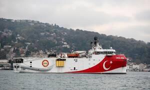 Επιμένει η Άγκυρα: «Κυκλώνουν» το Καστελόριζο τα τουρκικά ερευνητικά – Νέα NAVTEX