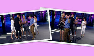 GNTM: Η Κουβανή Μπεατρίς μετέτρεψε με τον μπαμπά της το στούντιο σε... dance floor! (video+photos)