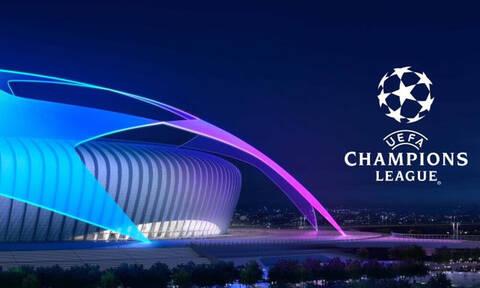 Champions League: Σέντρα στη γιορτή