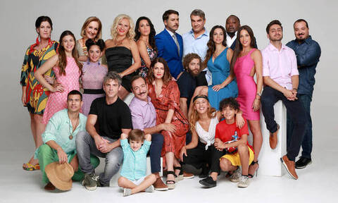«Αν ήμουν πλούσιος»: «Έσκισε» σε τηλεθέαση στην πρεμιέρα της η κωμική σειρά του ΑΝΤ1