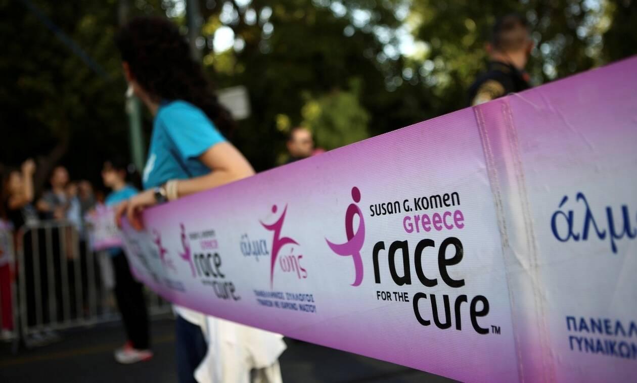 Η ΒΙΑΝΕΞ υποστηρίζει τον αγώνα ενάντια στον καρκίνο του μαστού